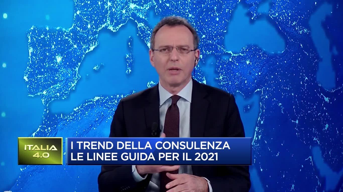 I trend della consulenza nel 2021