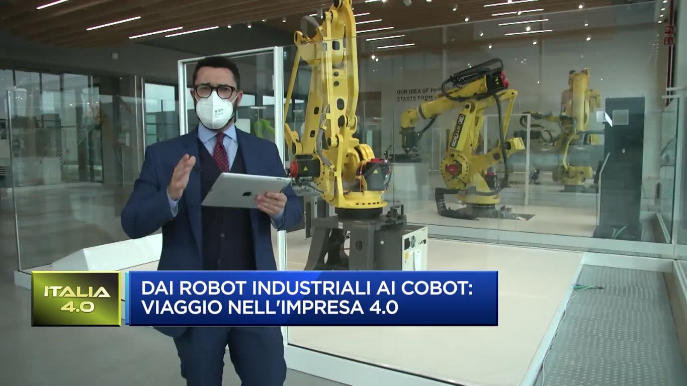 Dagli industriali ai cobot: a che punto è l'Italia della robotica?