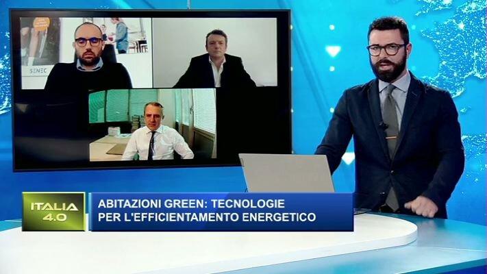 Abitazioni green: tecnologie per l'efficientamento energetico
