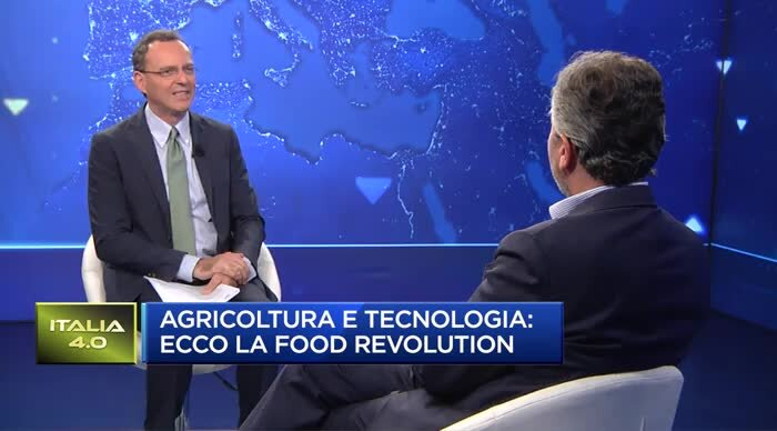 Agricoltura e tecnologia: ecco la Food Revolution
