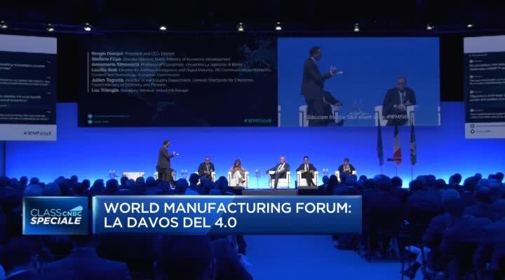 Speciale World Manufacturing Forum - prima parte