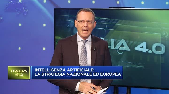 La strategia nazionale per l'IA