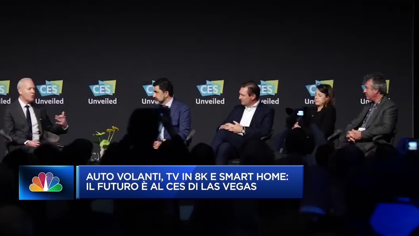 CES, a Las Vegas si scommette sul futuro della tecnologia