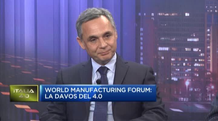 Italia 4.0 - Aspettando il World Manufacturing Forum