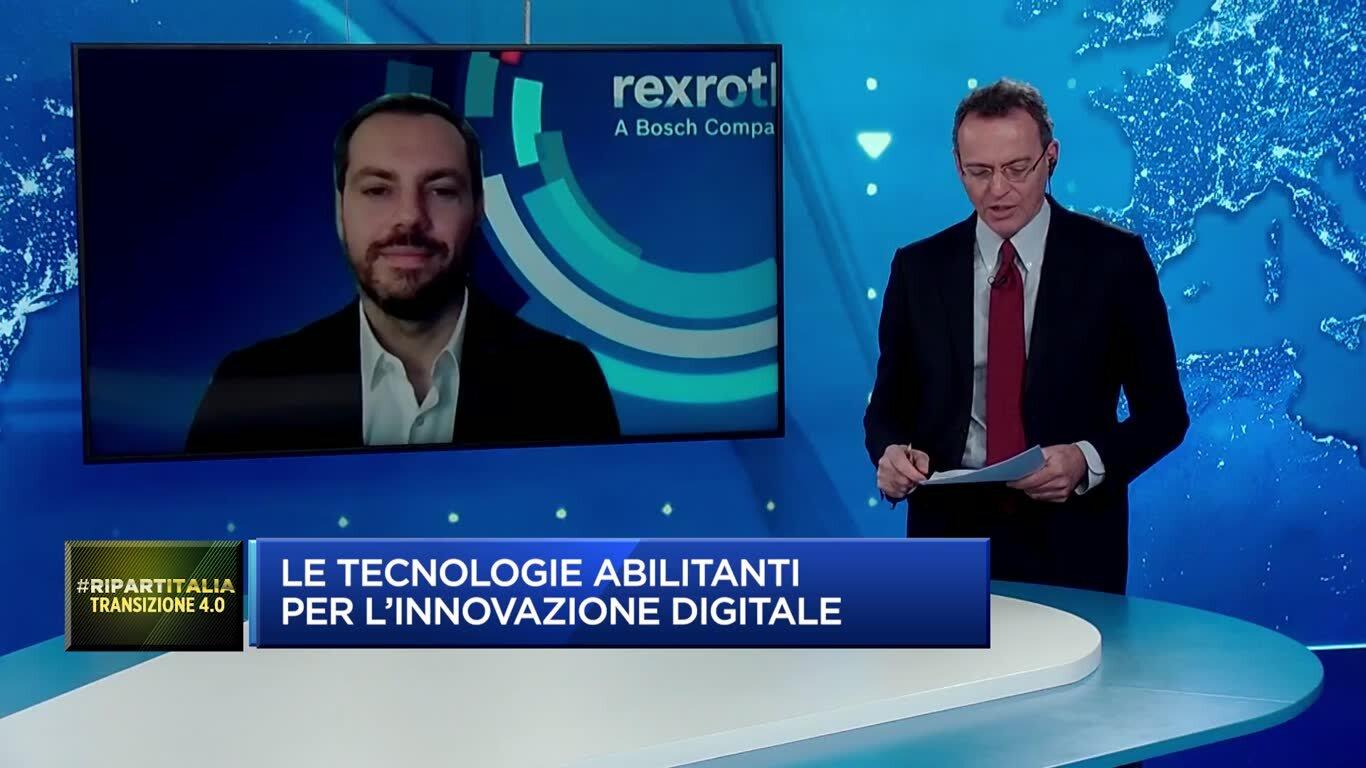 Trend tecnologici e fabbrica 4.0: la visione di Bosch Rexroth