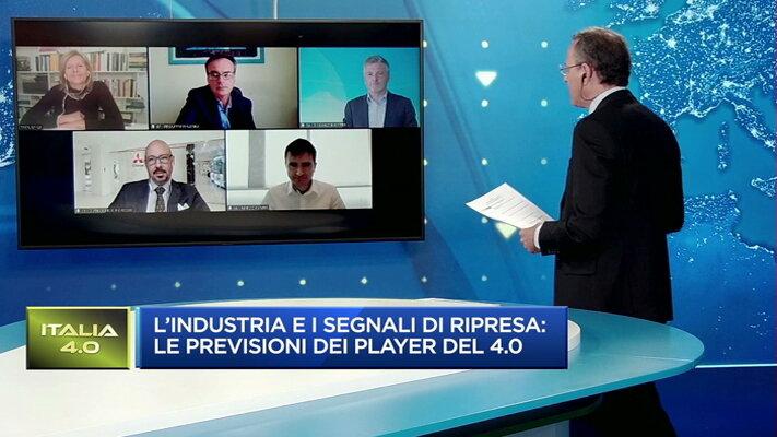 L'industria italiana e la ripresa: le previsioni dei player del 4.0
