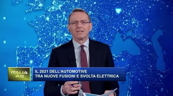 Il 2021 dell'automotive, Stellantis da lunedì in borsa