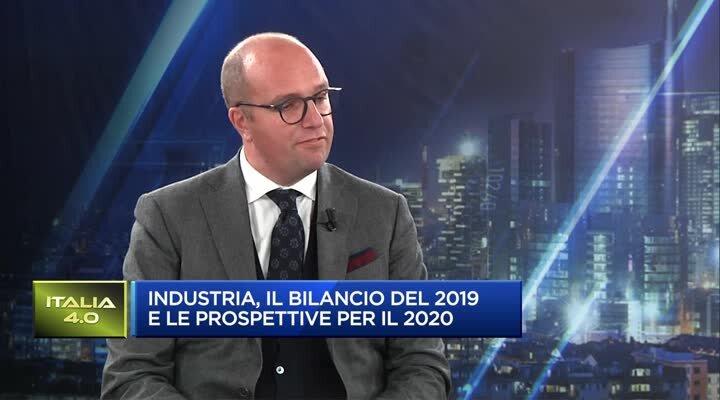 Industria, il check-up di fine anno:bilancio 2019 e outlook 2020