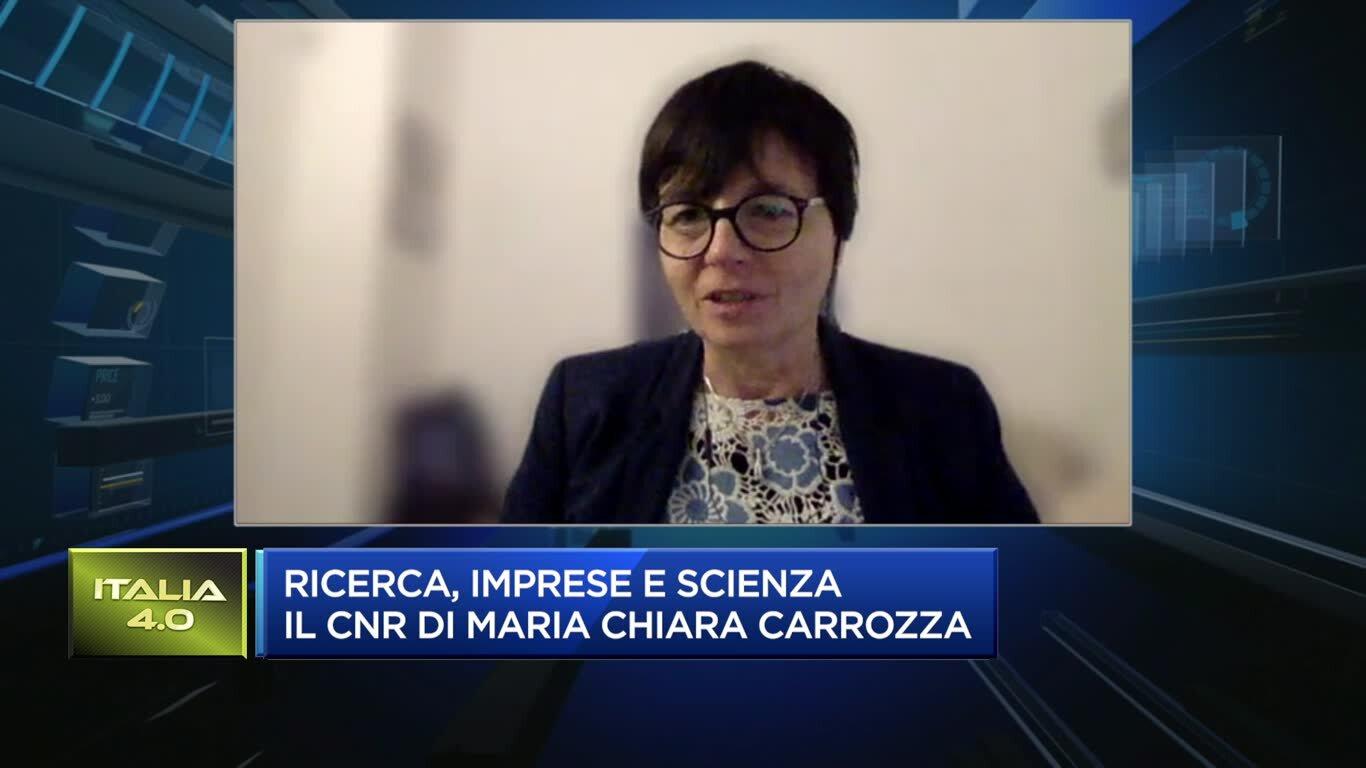Ricerca, imprese, scienza e Pnrr: il CNR di Maria Chiara Carrozza