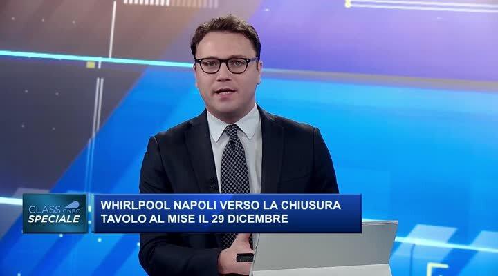 Whirlpool Napoli, verso la chiusura: la storia e i nodi della crisi