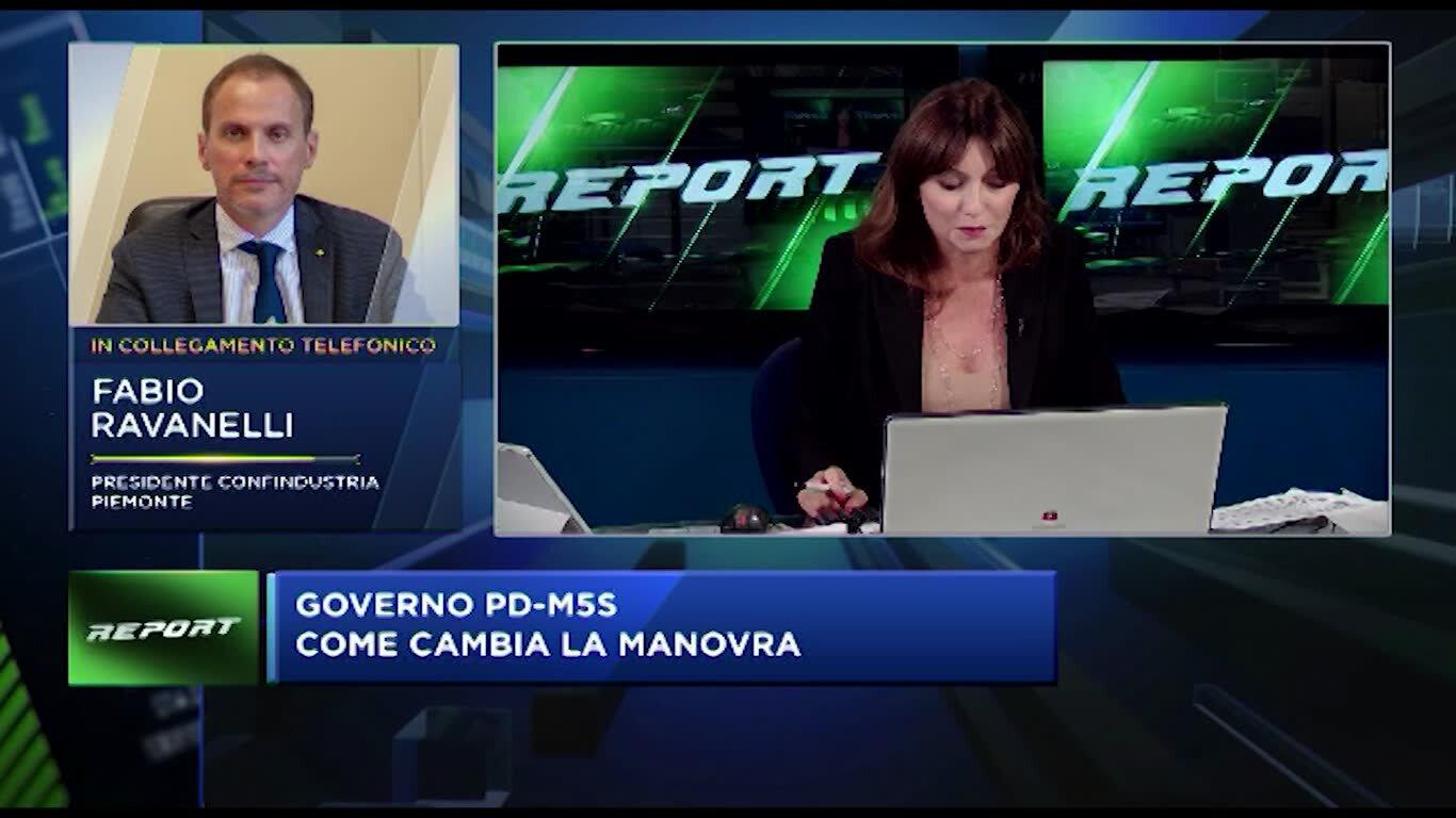 Ravanelli: 'Perplesso sull'accordo Pd-M5s'