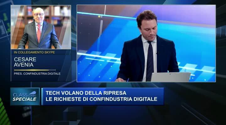 Avenia (Conf. Digitale): ecco cosa fare con i fondi Ue sul digitale