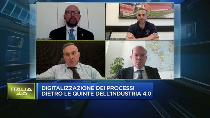 Digitalizzazione dei processi: dietro le quinte dell'industria 4.0