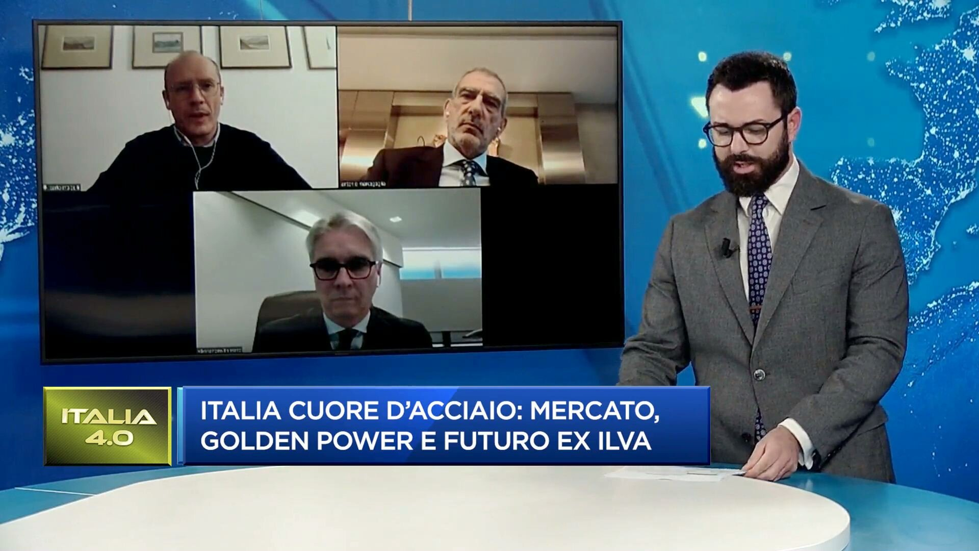 Italia cuore d'acciaio: mercato, golden power e futuro ex Ilva