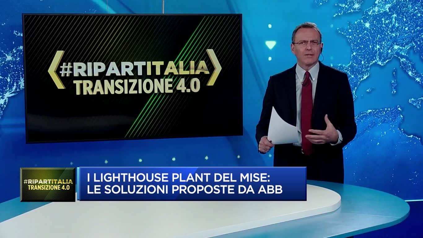Industrial smartworking e lighthouse plant: le strategie di Abb Italia