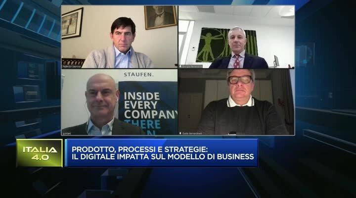 Prodotto, processi e strategie: digitale e nuovi modelli di business
