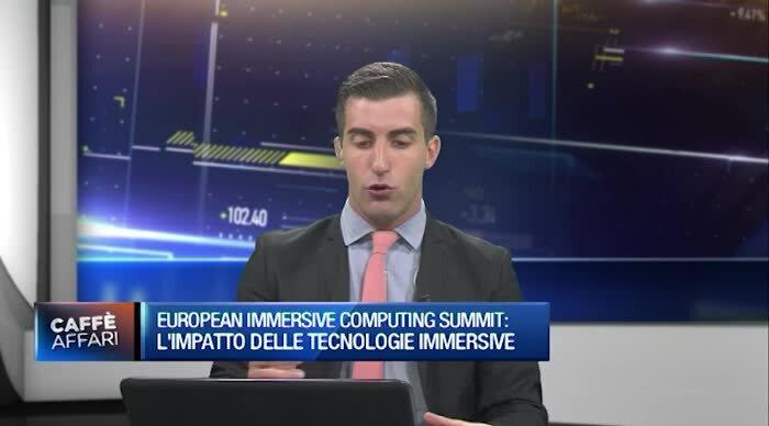 European Immersive Computing Summit: le tecnologie immersive a 360°